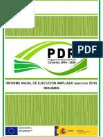 IAE 2018 PDR Canarias