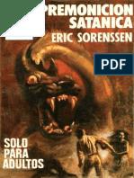[Bolsilibros] [Heroes Del Espacio 117] Sorenssen, Eric - Premonicion Satanica [56694] (r1.1)