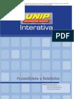 Probabilidade e Estatística - Unidade I _ Passei Direto1