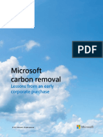 Microsoft Carbon Removal - Lessons From an Early Corporate Purchase - January 2021