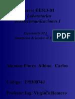 Power Point SERIE DE FOURIER