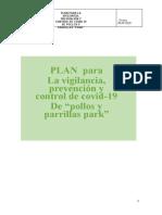 PLAN DE VIGILANCIA Y PREVENCION PARK ENVIAR AL PORTAL