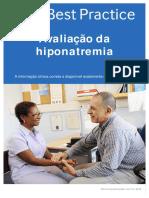 Avaliação da hiponatremia
