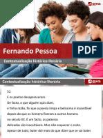 Fernando Pessoa - Contextualização Histórico-literária