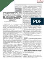 DECRETO SUPREMO N° 008-2021-PCM