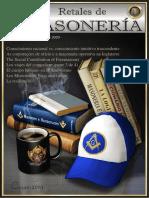 Retales Masoneria Numero 106 - Abril 2020