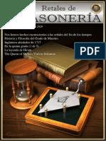 Retales Masoneria Numero 108 - Junio 2020