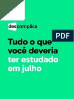 E-book de Estudo