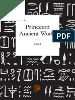 Ancient World 2021