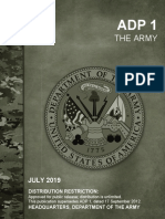 ADP 1 (JUL19) The Army