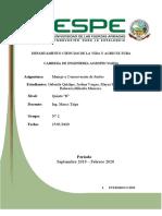 informe final Conservacion de suelos