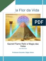 Sacred Flame Reiki e Magia das Velas