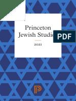 Jewish Studies 2021