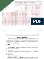 1 CNAS认可制度体系表