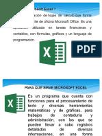 Presentación de Programas de Windows