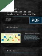 Principios Fundamentales de Los Canales de Distribución (1)