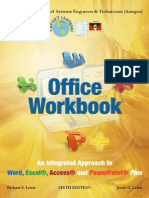 CaFSET (Antigua) Office Workbook - Sixth Edition Front Cover