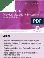 module Cii anal methods paint v13