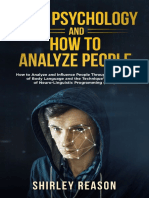Dark Psychology and How to Analyze People_ How to Analyze and Influence People [BooksRack.net]