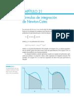 Fragmento de Metodos Numericos Integración