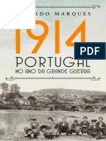 1914 - Portugal No Ano Da Grand - Ricardo Marques