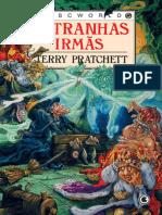 Estranhas Irmas - Terry Pratchett