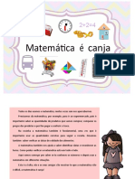Matemática e canja