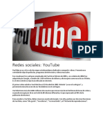 Redes sociales_ YouTube