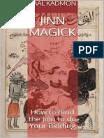 Jinn Magico Baal Kadmon.pdf · versão 1 (1)