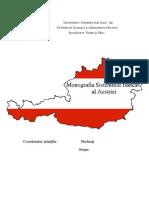Monografia Sistemului Bancar Din Austria