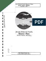 Jean Klock Park Master Plan, 1990, Coastal Zone Management Grant