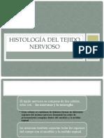 Histología del Tejido Nervioso jessi