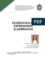 Ejercicios Matematicas Jossimar