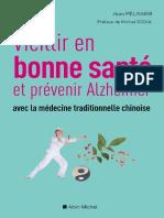 Pelissier Jean-Vieillir en bonne sante et prevenir Alzheimer