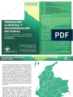 08 Boletín Predicción Climatica Agosto 2020