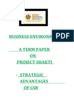business term paper