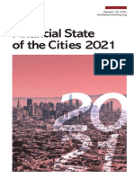 Financial State of the Cities 2021