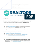 Welcome to the MLS from Broward, Palm Beaches & St. Lucie Realtors®