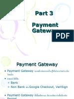 Presentation Payment Gateway