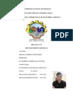 RECONOCIMIENTO DE ROCAS MAPA CONCEPTUAL. MEDINA CARRERA CRISTOPHER