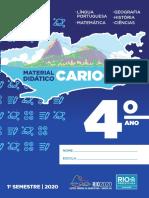 Livro Carioca 4 ano