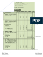 Running bill of Compound Wall1 - Final
