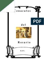 CENÁCULO CON TEMA DE LA SEMANA 141