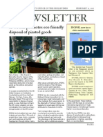 2011 02 21 IPOPHL Newsletter