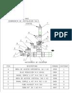 Listado de Materiales de Zonas Dew Extrusoras Rev0.3