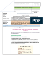 ACTIVIDADES SEMANA 1 P3_MATEMÁTICA