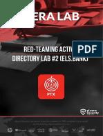 Red Teaming AD Lab2(1) @Hide01 @ELearnHide01