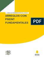 4- Guía Arreglos 2020 Fundamentales