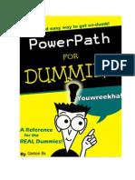 Powerpath for dummies esp
