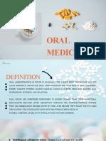 ORAL-MEDICATION-PPT
